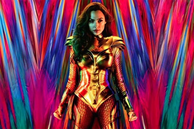 Wonder Woman da ertelenen filmler listesine girdi