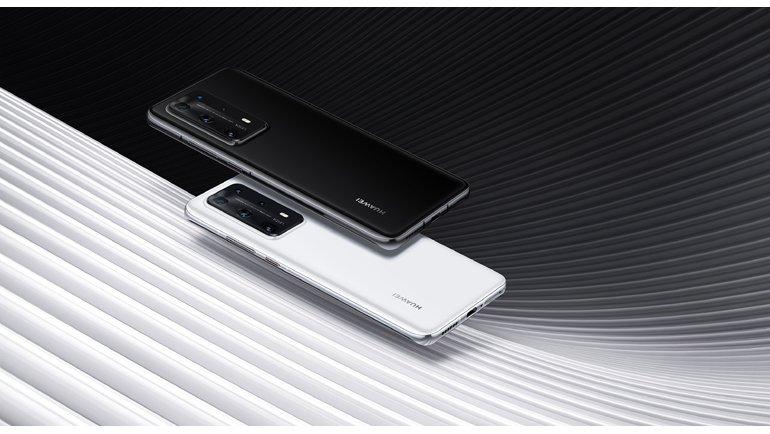 Huawei P40 Pro+ Tasarım Detayları