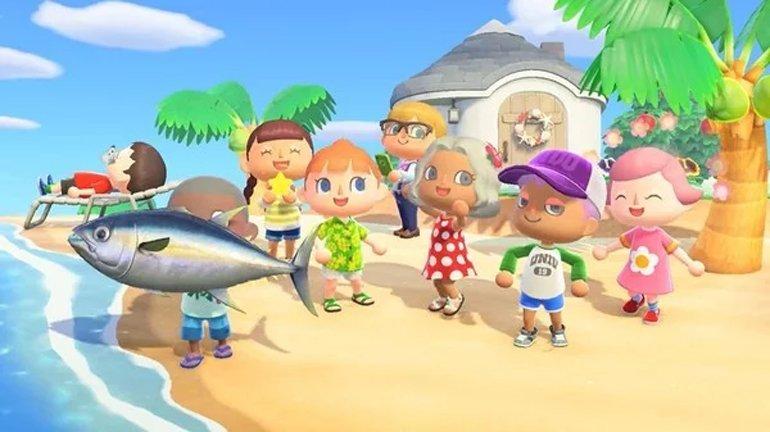 Korona Günlerinin Yıldızı: Animal Crossing: New Horizons