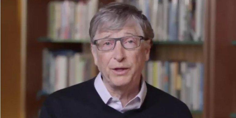 Bill Gates Corona Chip
