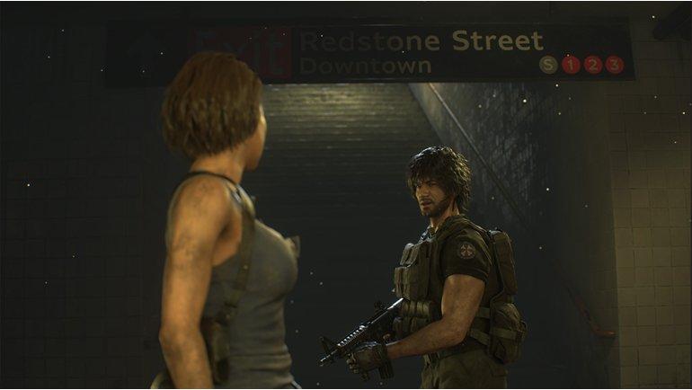 Resident Evil 3 Karakterleri