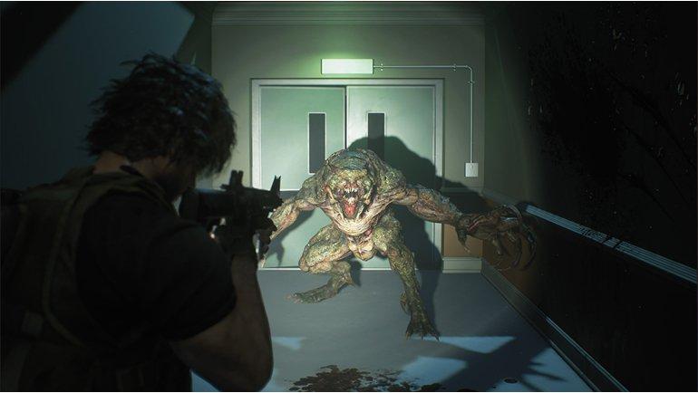 Resident Evil 3 Dövüş Sahneleri