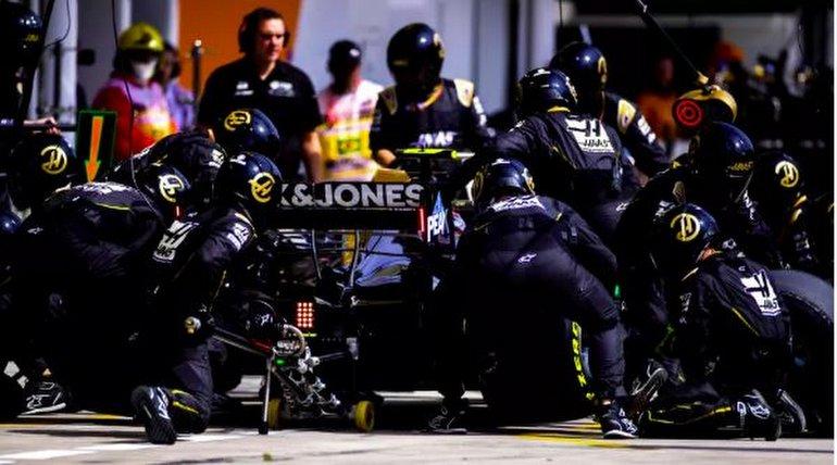 2. Formula 1: Drive to Survive