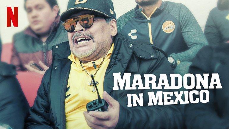 3. Maradona in Mexico (Maradona Meksika'da)