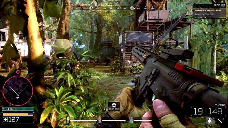 Predator: Hunting Grounds Haritaları
