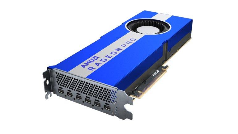 AMD, Radeon Pro VII Ekran Kartını Tanıttı. İşte Özellikleri ve Fazlası