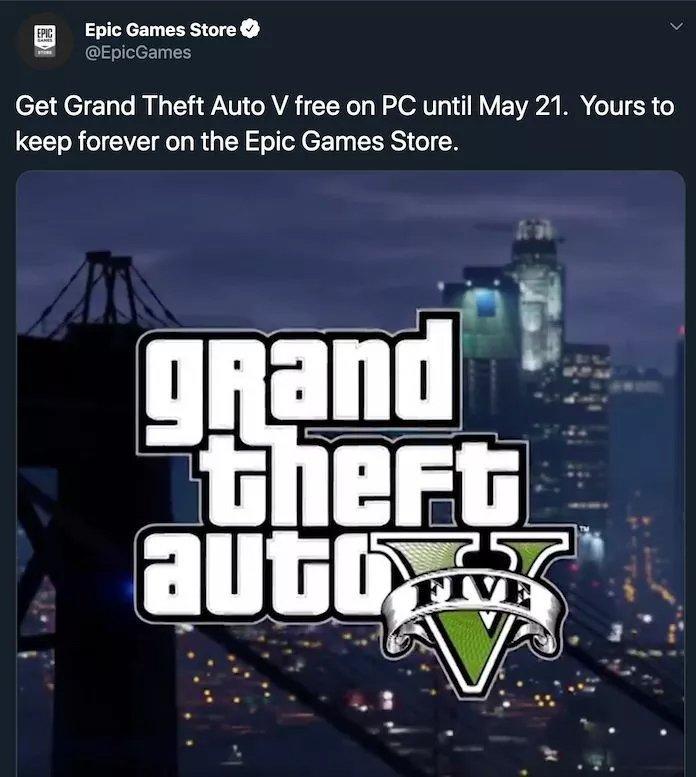 Bedava Grand Theft Auto 5 Sürprizi: GTA 5'i Bedeva İndirin.