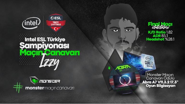 Intel ESL Türkiye CS:GO Şampiyonası'nı Kazanan Takım Belli Oldu