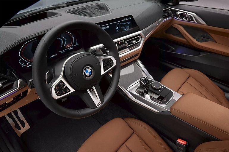 2021 BMW 4 Series, Devasa Izgarası ve Sunduğu Yeniliklerle Tanıtıldı