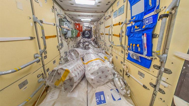 Uluslararası Uzay İstasyonu'nu Hemen Şimdi, Koltuğunuzdan Ziyaret Edin