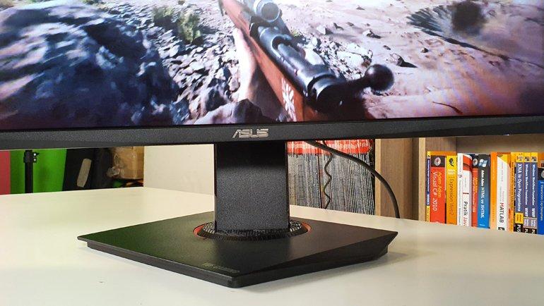 Asus TUF Gaming VG24VQ Tasarımı Nasıl?