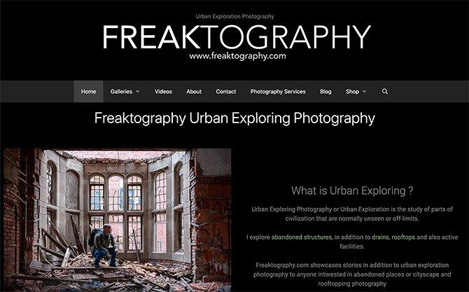 4. Freaktography