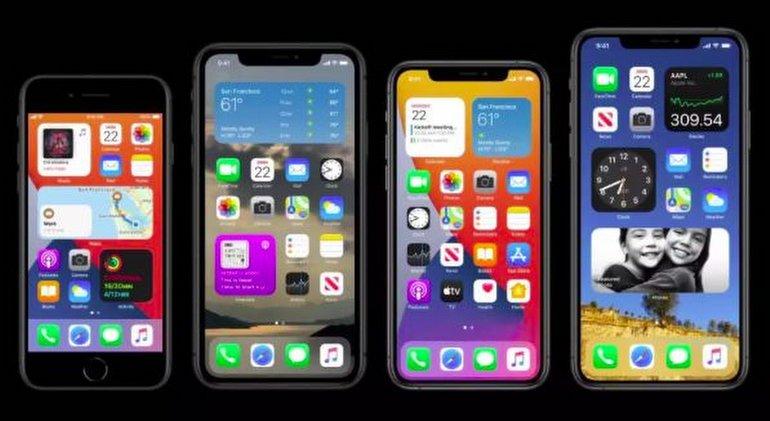iOS 15 ve  iPadOS 15