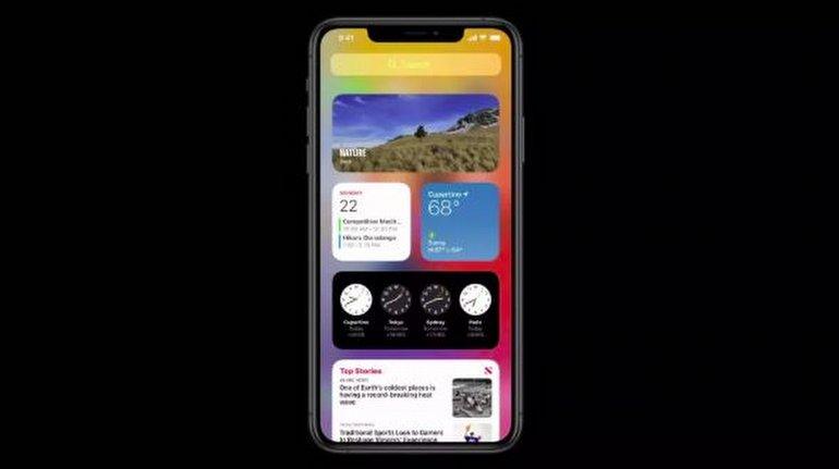 İOS 14 ve iPadOS 14 Tanıtıldı: İOS 14 Özellikleri, Uyumlu iPhone Modelleri