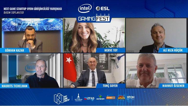 Oyun Dünyasının Kalbi INTEL ESL Gaming Fest ile İzmir'de Atacak!