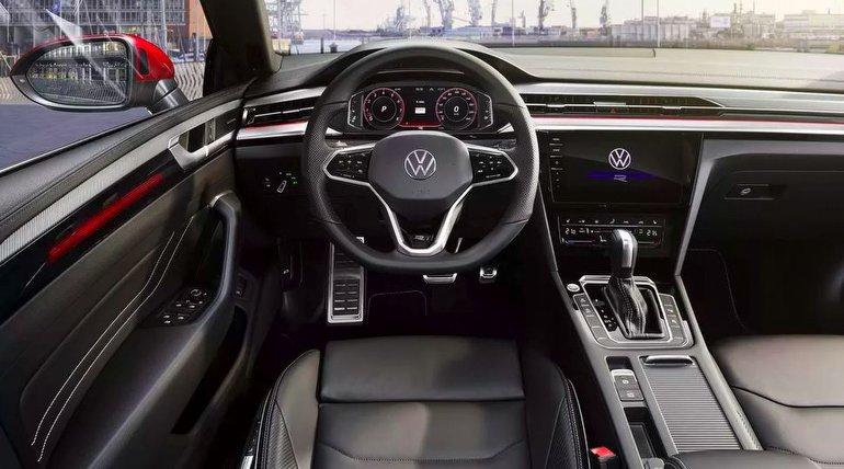 Yeni Volkswagen Arteon, Resmi Olarak Ortaya Çıktı