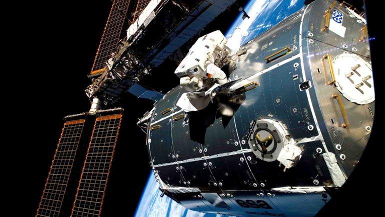 Airbus ve ESA, ISS Operasyonlarını Sürdürmek İçin Anlaşma Tazeledi