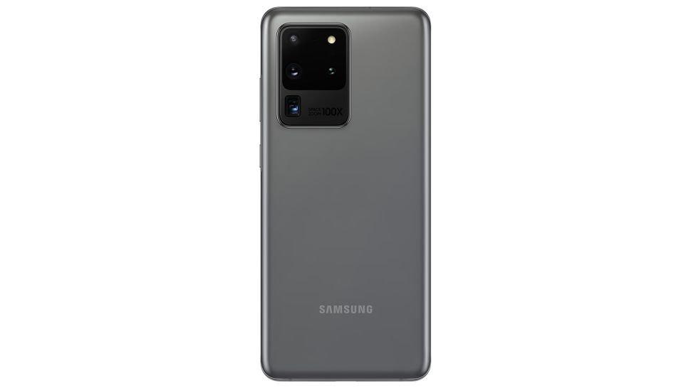 4. Samsung Galaxy S20 Ultra