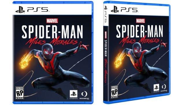 PS5 Oyunlarının Kutuları, Raflarda İşte Böyle Görünecek