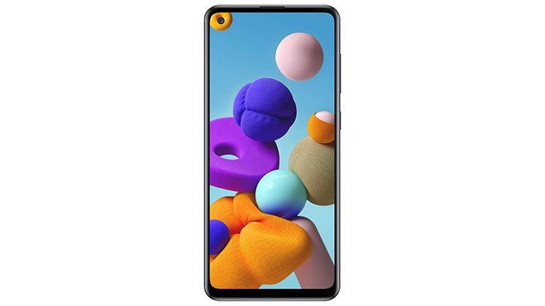 Uygun Fiyatlı 3. Telefon: Samsung Galaxy A21s