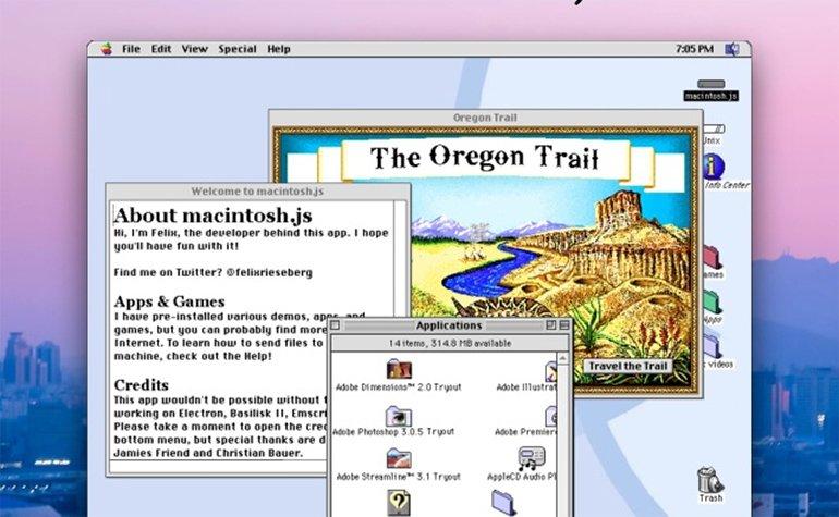 1990'ların Mac OS 8'ini Modern PC'nizde Deneyin