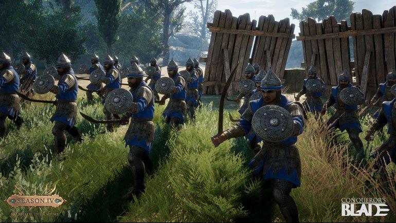 Conqueror's Blade, Osmanlı Teması ile Türkçe Olarak Çıkıyor!