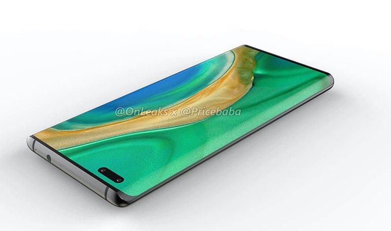 Huawei Mate 40 Serisi Sızdı, Büyük Kamera Bloğu Şaşırttı