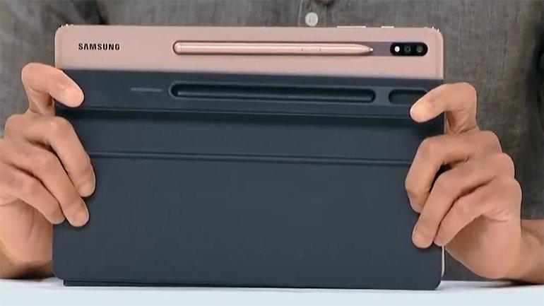 Samsung Galaxy Tab S7 ve S7+ Tanıtıldı: İşte Özellikleri ve Fiyatları