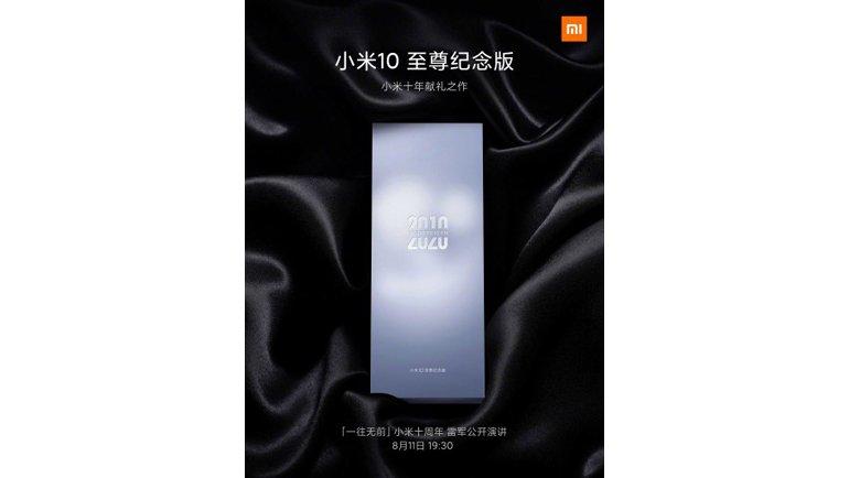 Xiaomi, Galaxy Note 20'ye Rakip Olacak Yeni Bir Telefon Hazırlıyor