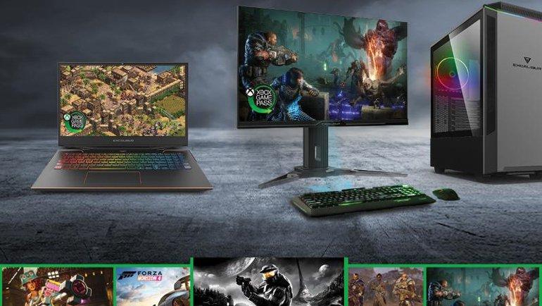 Excalibur Oyun Bilgisayarı Xbox Game Pass Oyunları ile Birlikte Geliyor!