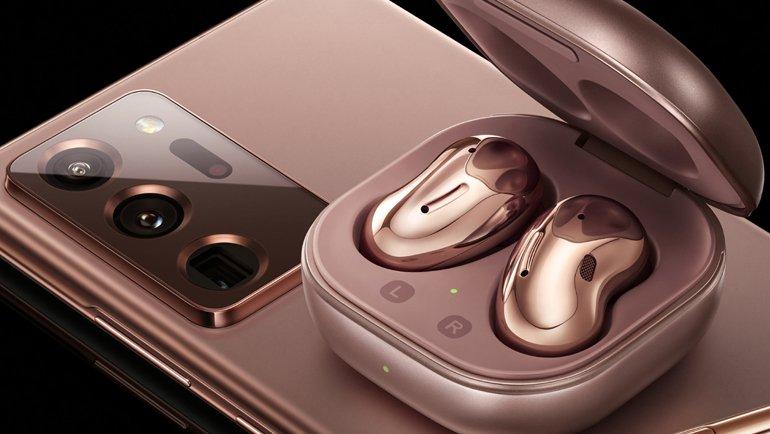 Galaxy Note20 Ultra Ön Sipariş Edene Galaxy Buds Live Hediye - CHIP Online