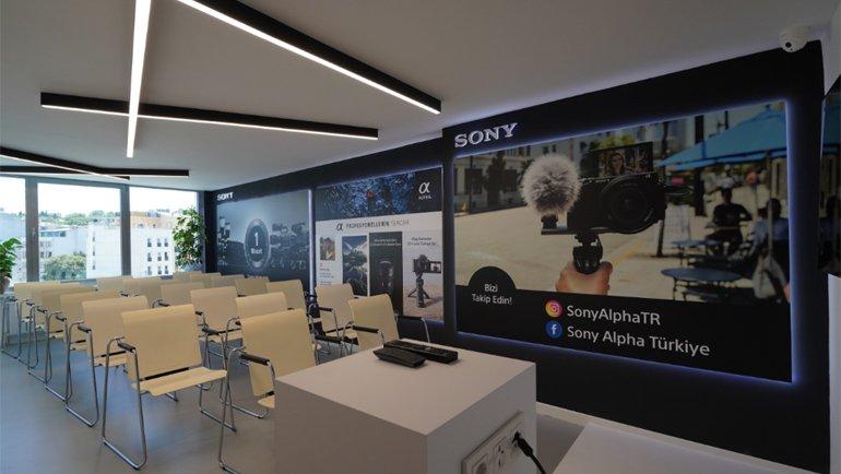 Sony Deneyim Merkezi Sirkeci'de Açıldı