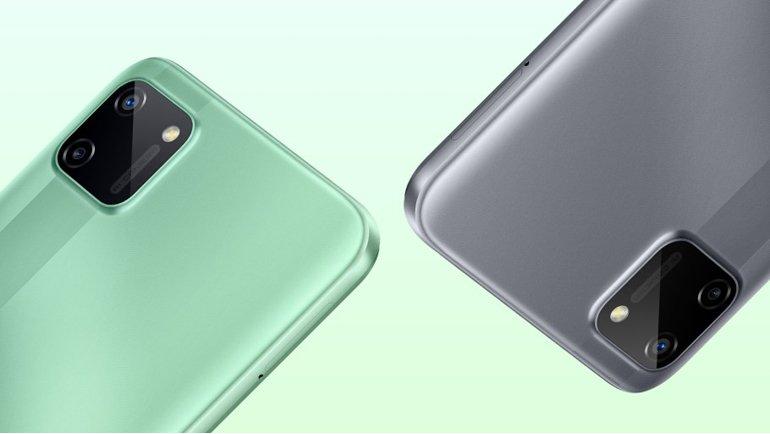 Pil Ömrü Kralı Telefon realme C11, Türkiye'de Piyasaya Çıktı!