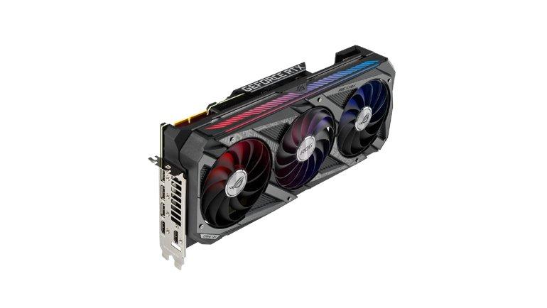 ASUS Yeni GeForce RTX 30 Serisi Ekran Kartlarını Tanıttı! İşte Özellikleri!