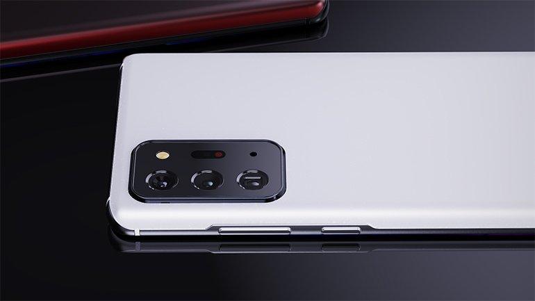 Galaxy S21 Konsepti, Samsung'un Yeni Kamera Teknolojisini Kullanıyor