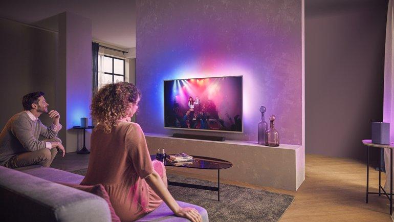 TP Vision, IFA 2020'de Philips TV & Sound Kablosuz Ev Sistemi'ni Tanıttı