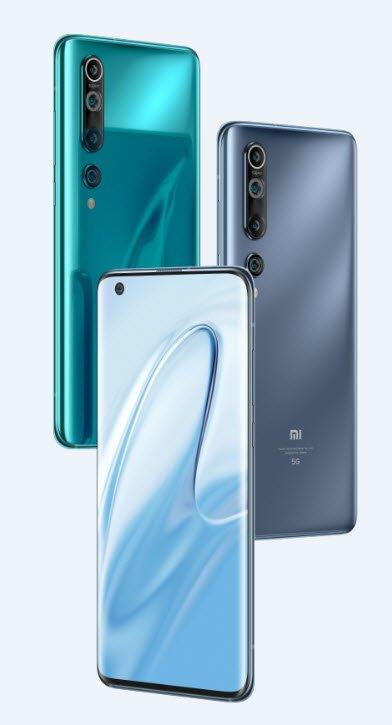 Xiaomi Mi 10 özellikleri