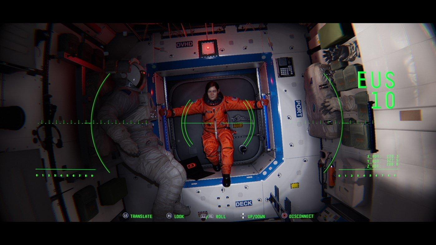 A Space Odyssey tadında bir oyun