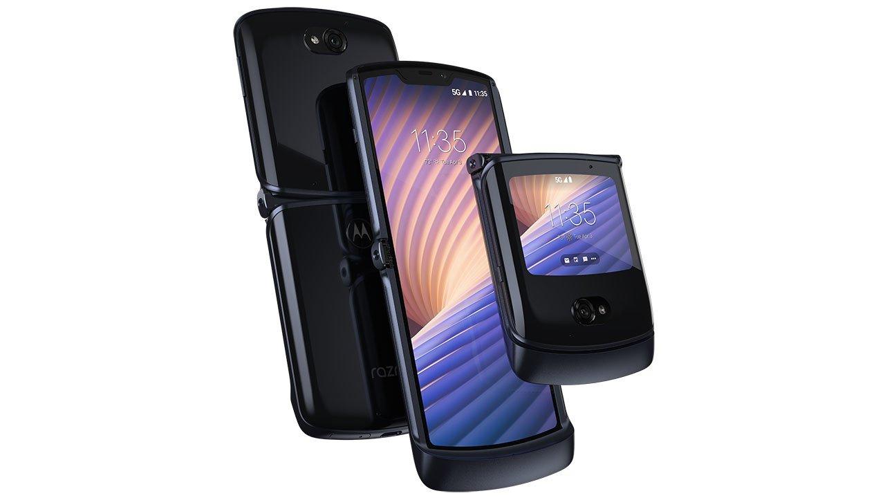 Motorola, Yeni Katlanan Telefonu Razr 5G'yi Tanıttı!