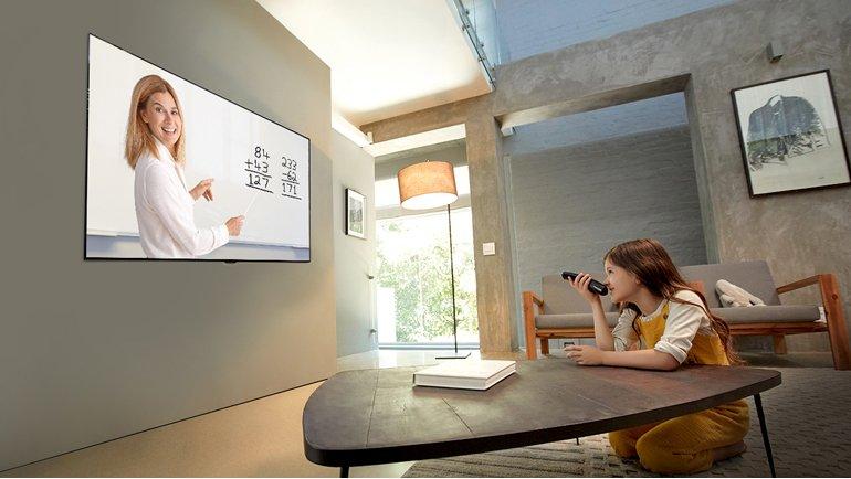 LG, Daha Konforlu Bir Evden Eğitim Dönemi Sağlıyor