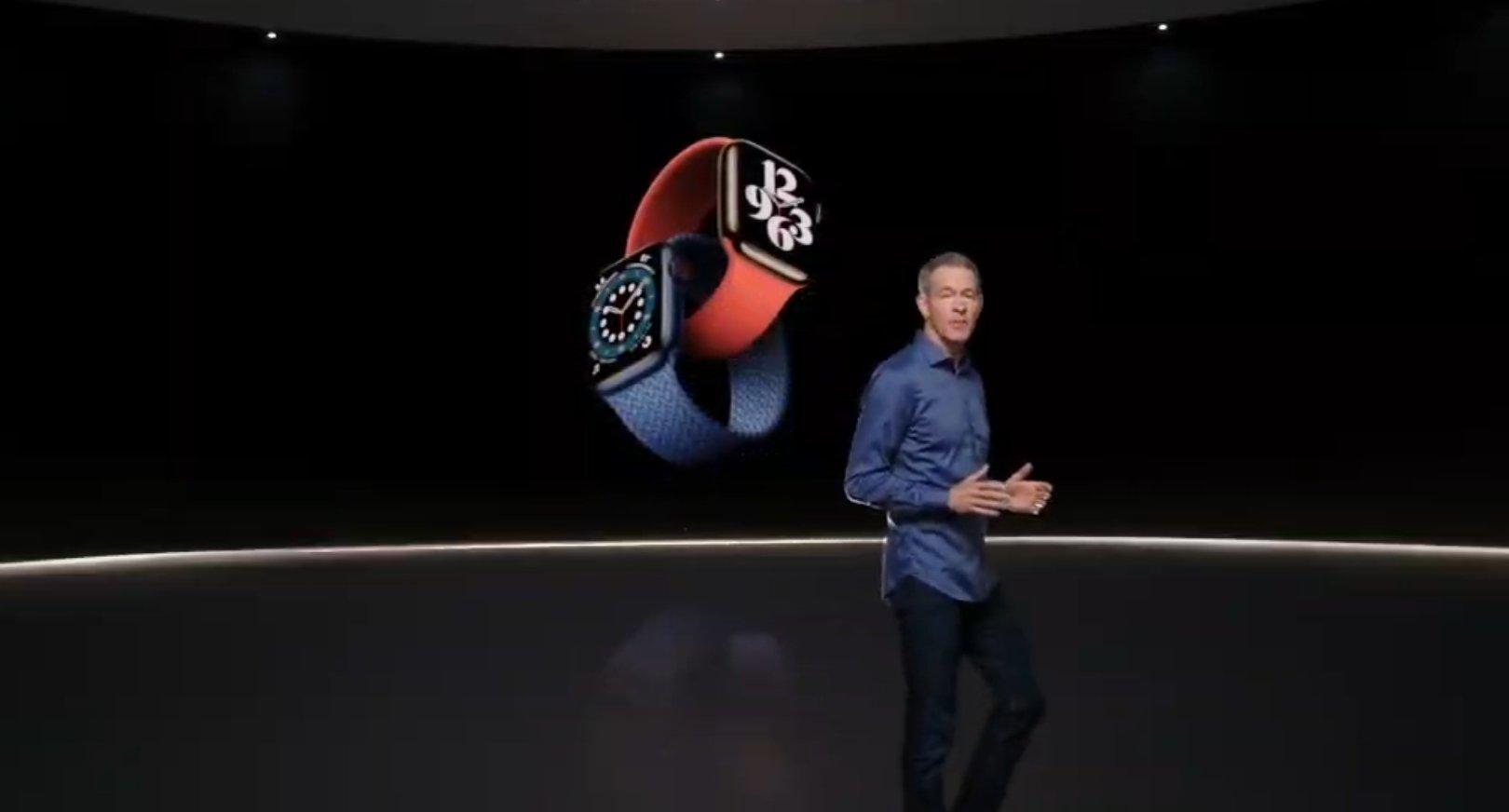 Apple Watch Series 6 Tanıtıldı! İşte Fiyatı ve Özellikleri