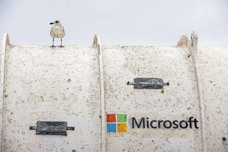 Microsoft, Yeni Veri Merkezlarini Suyun Altında Kurmayı Planlıyor
