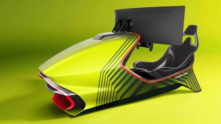 Hayaliniz Bir Aston Martin Kullanmaksa, Artık Bunu Evinizde Yapabilirsiniz