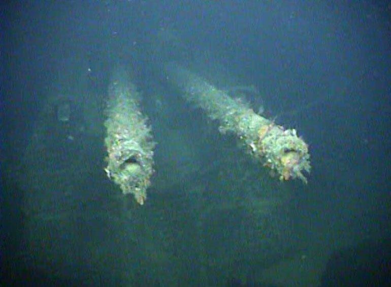 80 Yıl Önce Batan Nazi Gemisi Karlsruhe, Denizin 490m Dibinde Bulundu