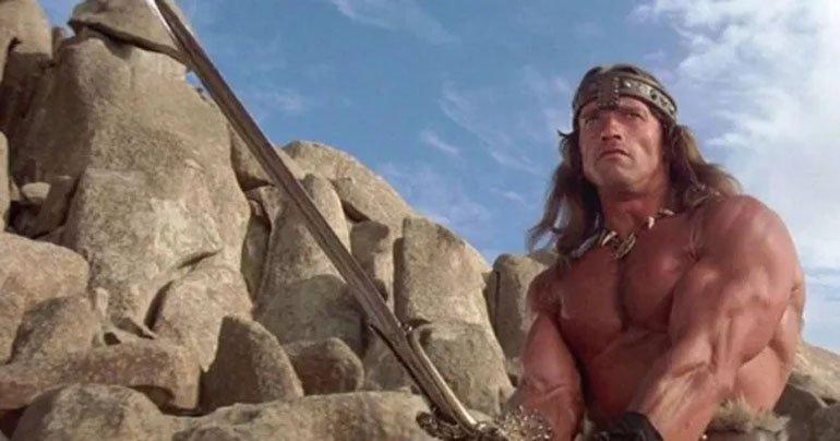 Netflix'ten Yeni Bomba: Barbar Conan Netflix'e Geliyor!