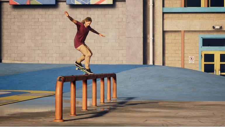 Tony Hawk's Pro Skater 1+2 Modları