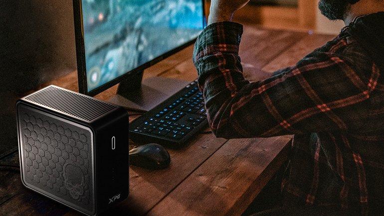 XPG GAIA Mini Gaming PC Tanıtıldı! İşte Özellikleri!