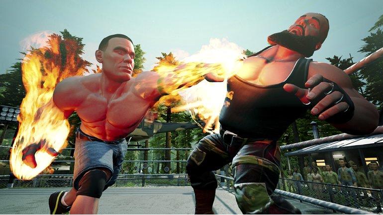 İnceleme: WWE 2K Battlegrounds