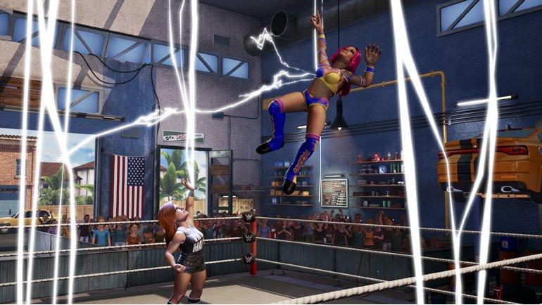 WWE 2K Battlegrounds Modları