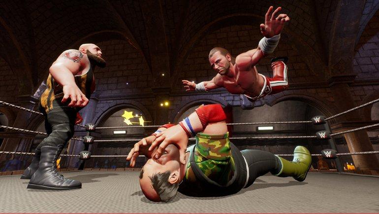 WWE 2K Battlegrounds Para Çeşitleri